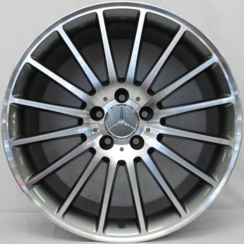 Mercedes Benz Spoke Rims