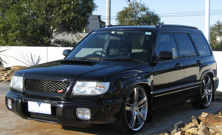 GT Forester Mag Wheels