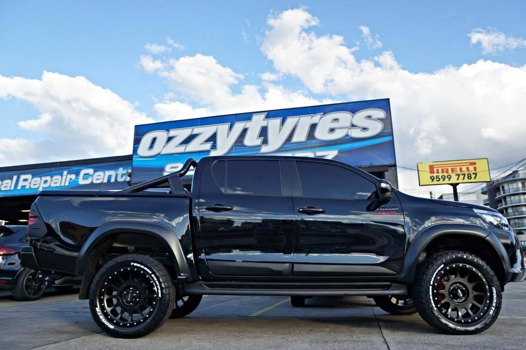 toyota-hilux-trd-new-suspension-lift-kit-method-race-wheels-with-monsta-4x4-tyres-fitted-at-our-rockdale-store