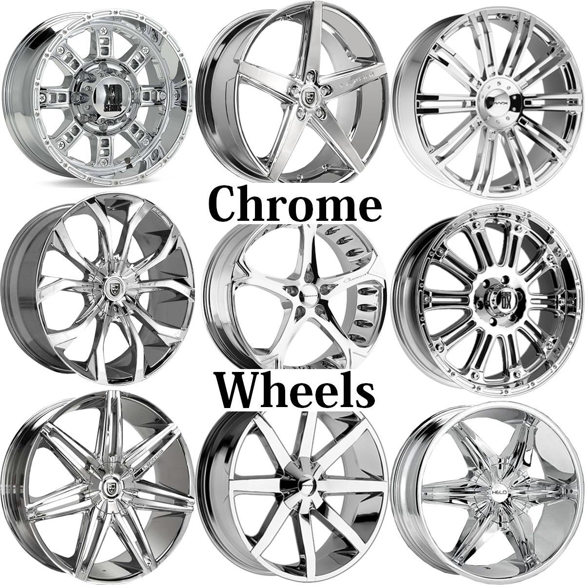 10 Inch Mag Wheels