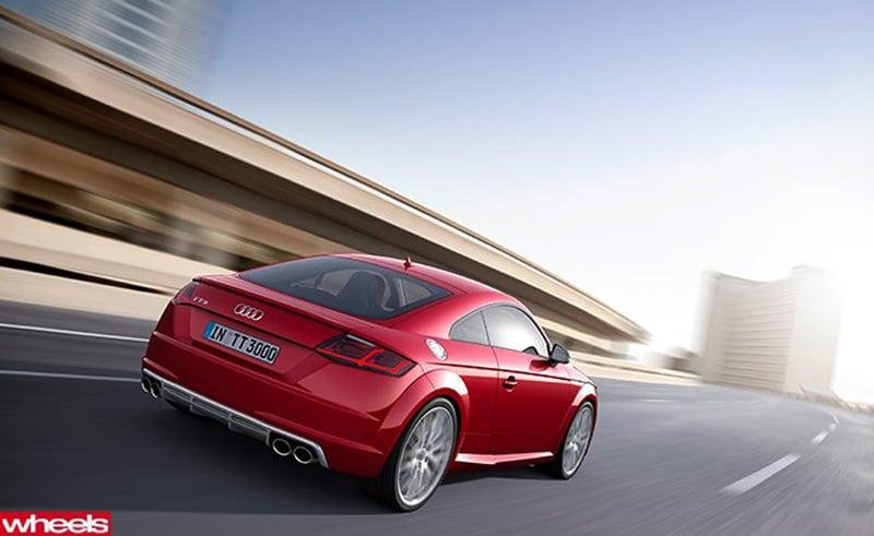 Audi reveal lighter & faster TT-2