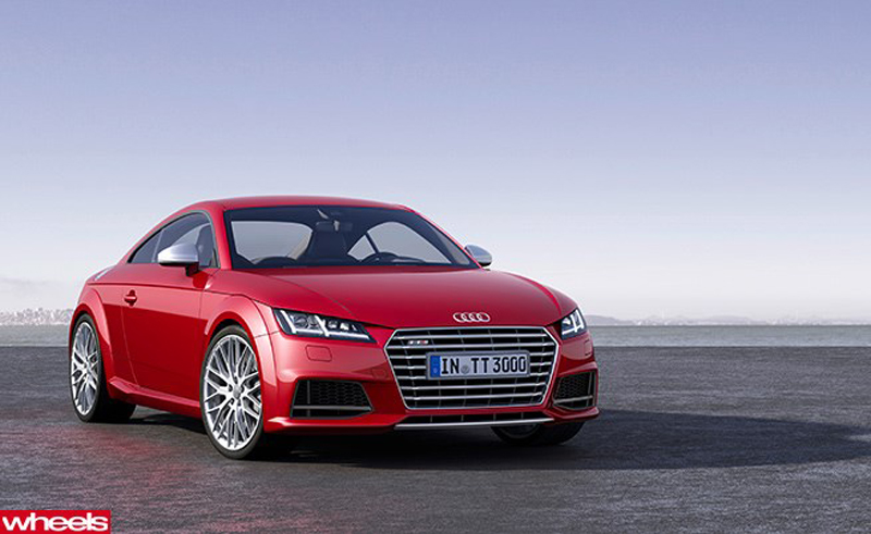 Audi reveal lighter & faster TT-4