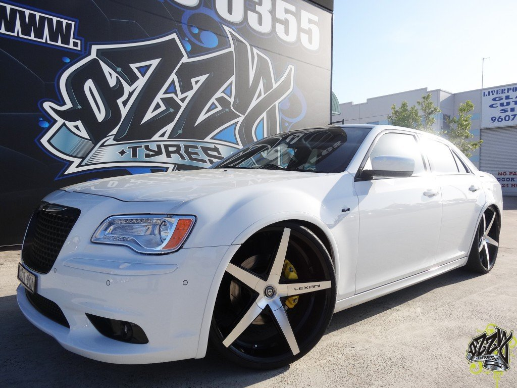 Mag Wheels Chrysler