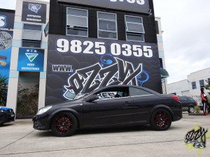 holden astra tyres