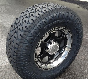 4wd tyres