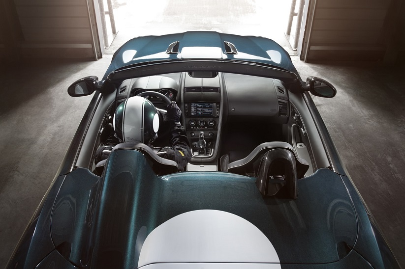 Jaguar Project 7 by Special Vehicle Operations