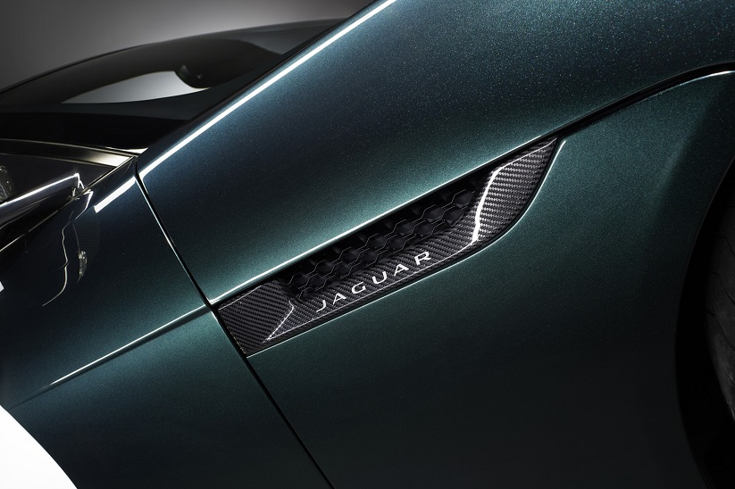 Jaguar F-Type Project 7 Exterior