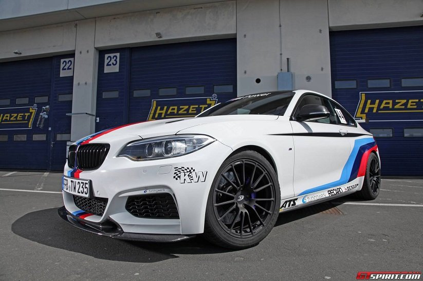 BMW M235i RS Racing Car