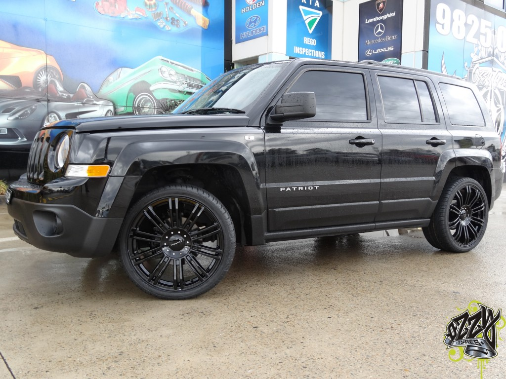 Jeep Patriot Rims