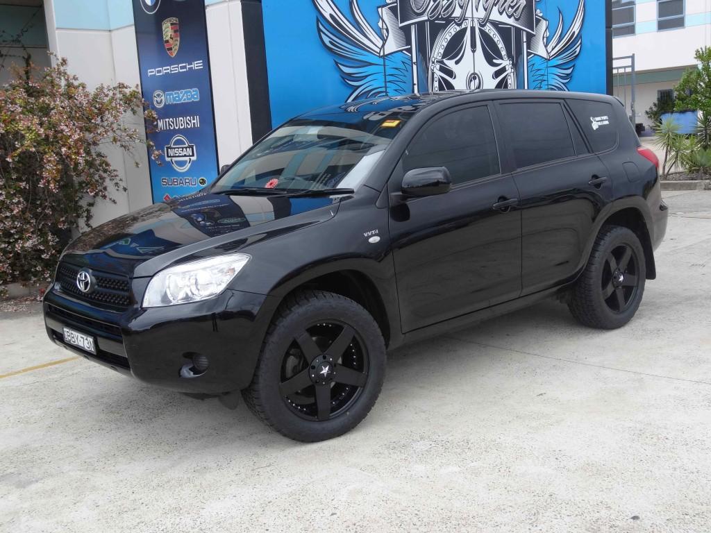 Toyota Rav 4 Wheels