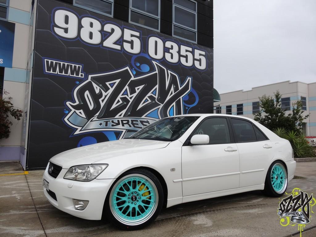 Mag Wheels Lexus