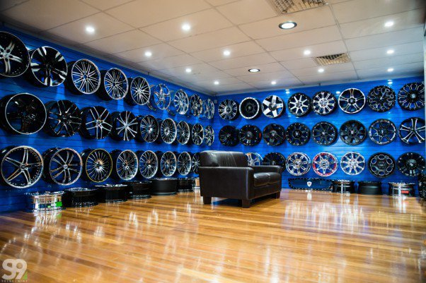 Range of Rims for Sale