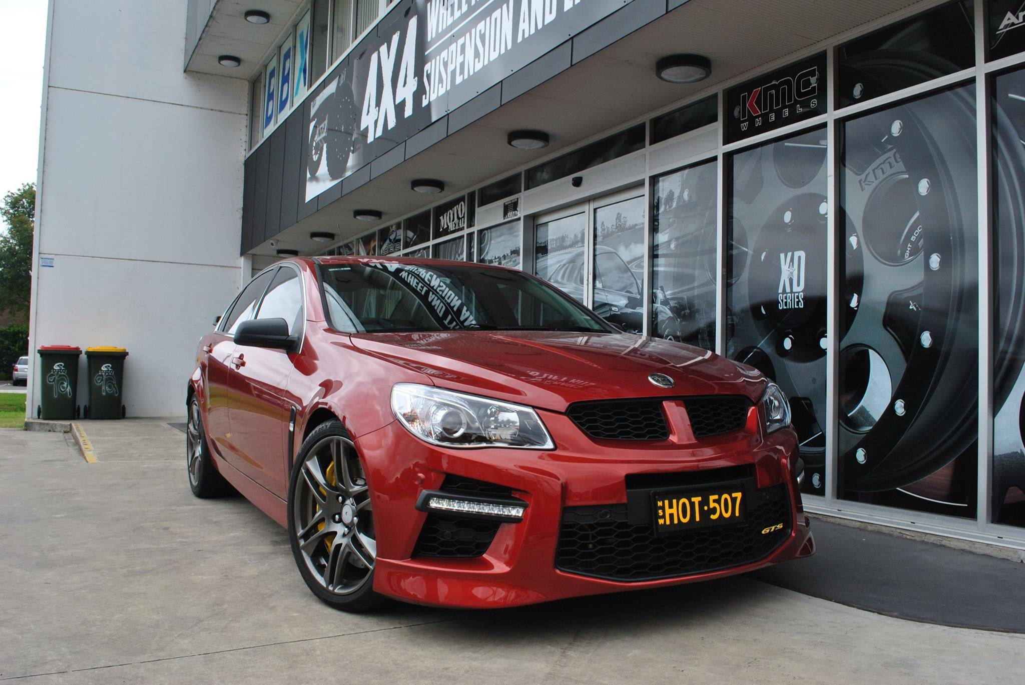 2015 HSV VF GTS - Need Wheels? | Ozzy Tyres