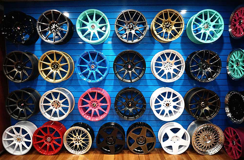 Purchasing Wheels