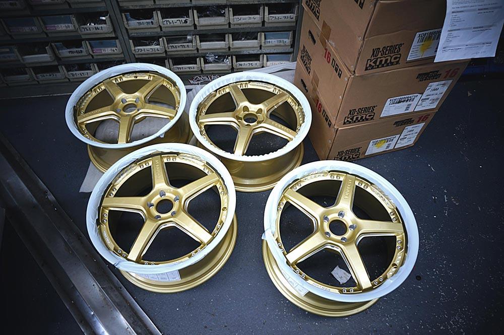 Vertini Drift - Gold.
