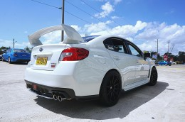Hussla 027 for 2016 Subaru STI
