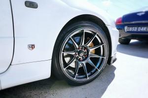 Godzilla, Nissan R34 GTR gets Hussla 027