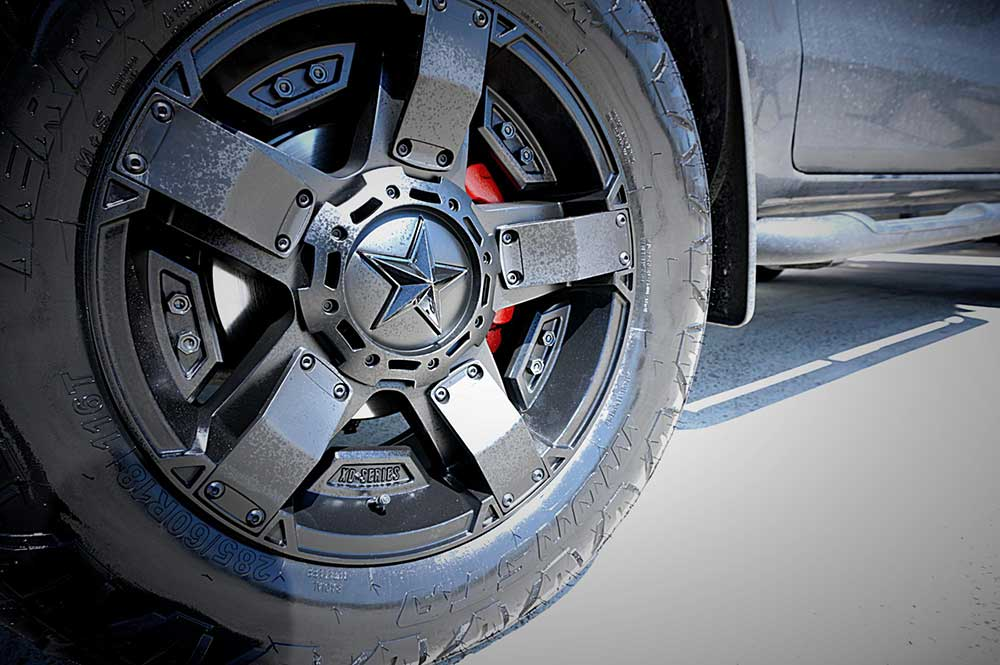 4WD Wheels and Tyres Brisbane