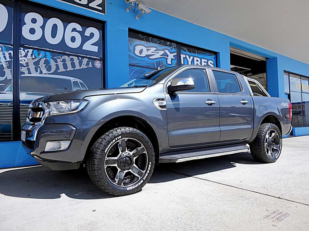 4x4 Wheels and Tyres Perth