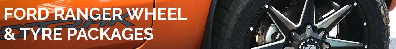 Ford Ranger Wheel & Tyre Packages