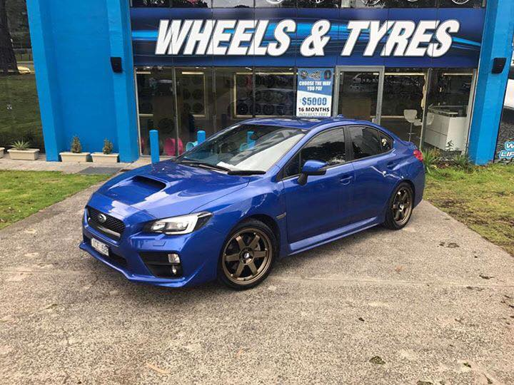 blue-wrx-with-bronze-rims-bayswater