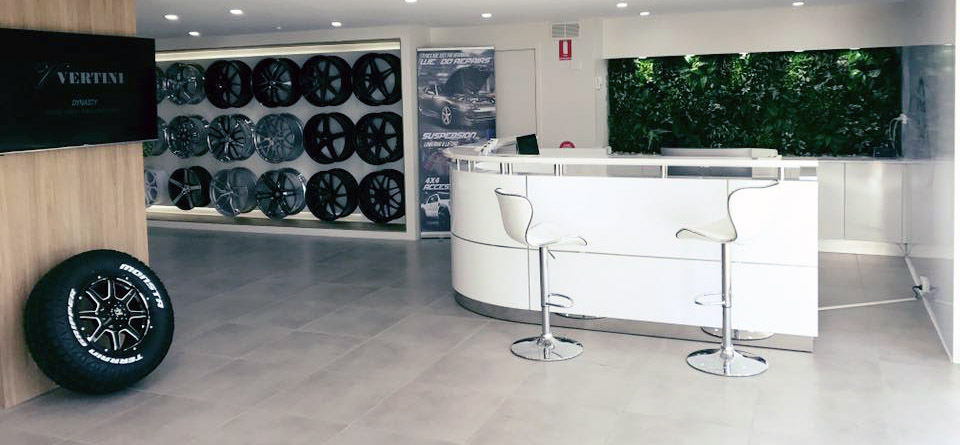 Bayswater Tyres and Wheels Store