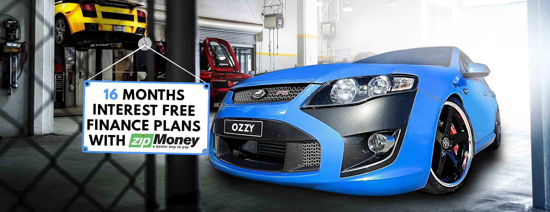 Ozzy Tyres Promo Image