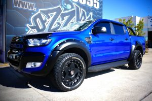 ford ranger 4x4 mag wheels