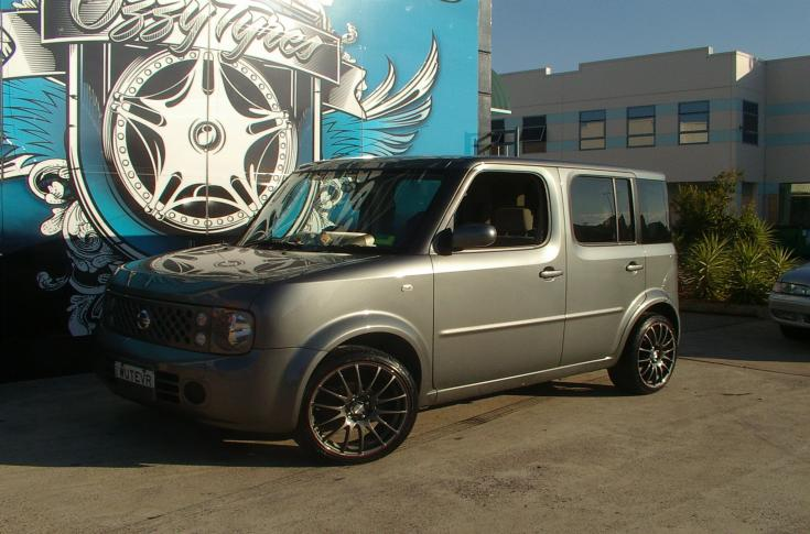 Nissan Cube Rims & Mag Wheels