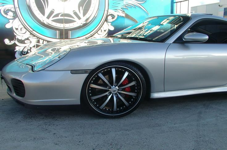 Porsche 911 Rims & Mag Wheels