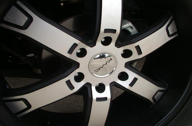 Isuzu Dmax Rims & Mag Wheels