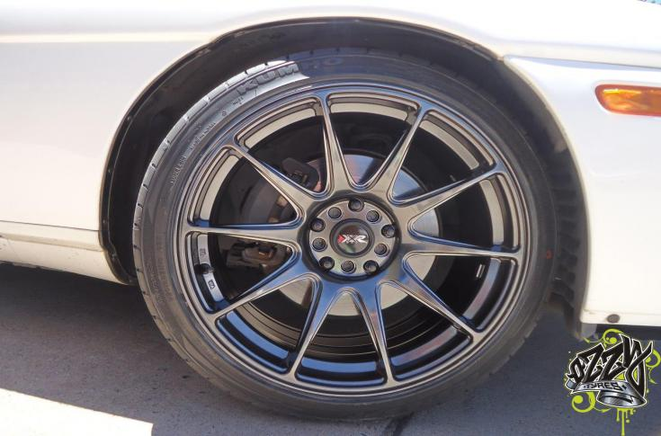 Lexus SC300 Rims & Mag Wheels