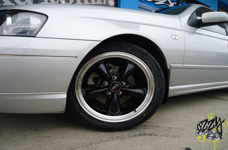 Ford Falcon XT Rims & Mag Wheels