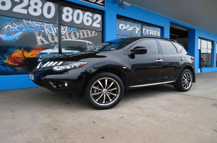 Nissan Murano Rims & Mag Wheels