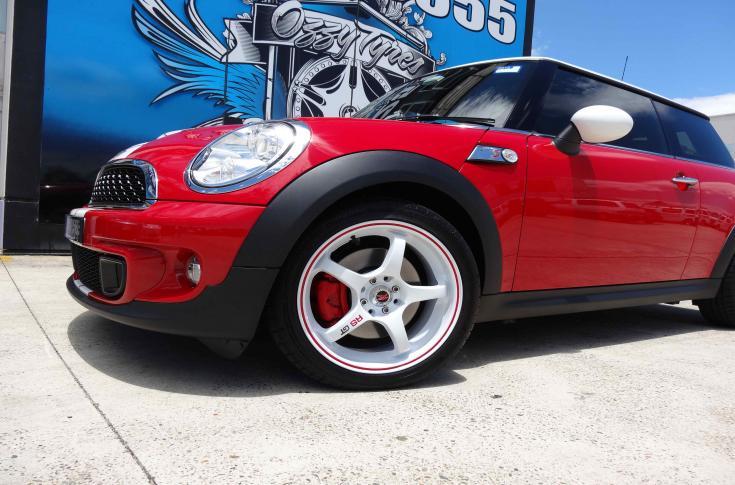 Mini Cooper Rims & Mag Wheels