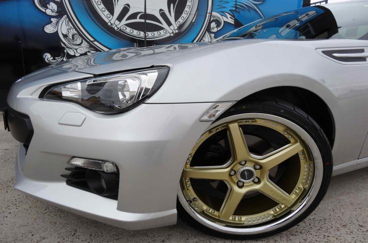 Subaru BRZ Rims & Mag Wheels