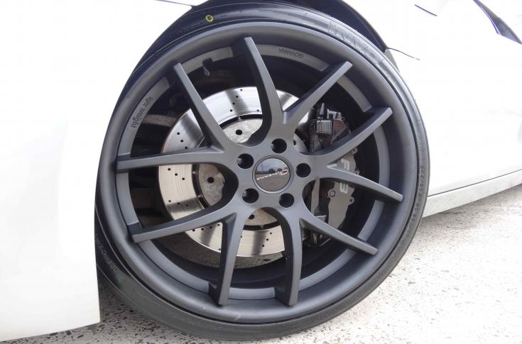 Audi R8 Rims & Mag Wheels