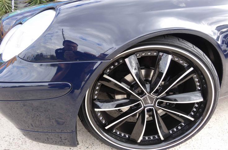 Mercedes CLK 500 Rims & Mag Wheels