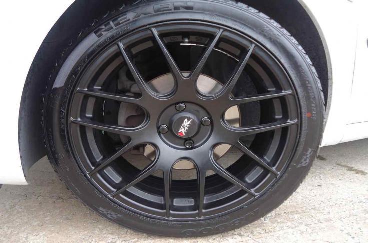 Renault Megane Rims & Mag Wheels