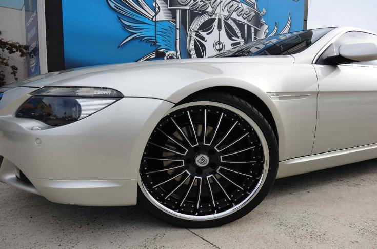 BMW 6 Series Rims & Mag Wheels