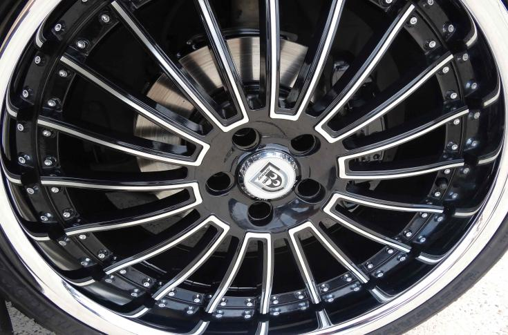 BMW 6 Series Rims & Mag Wheels