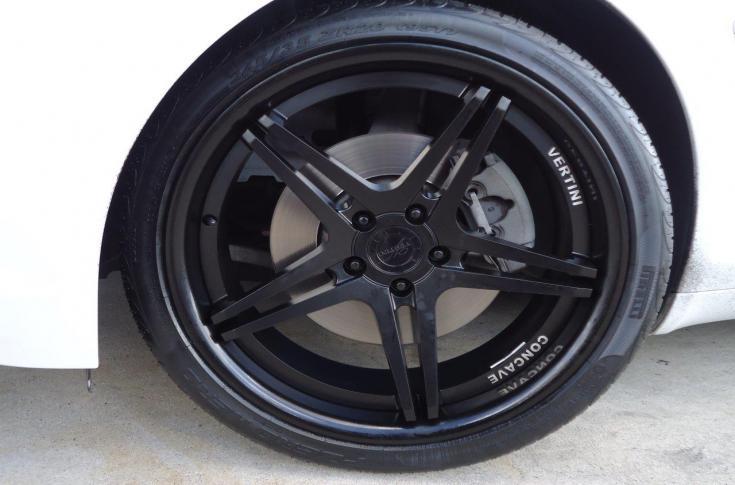 Jaguar XF Rims & Mag Wheels