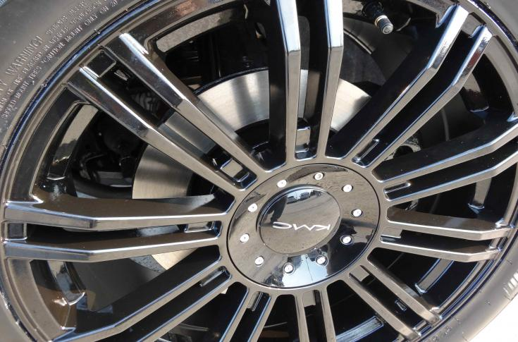 Jeep Grand Cherokee Rims & Mag Wheels