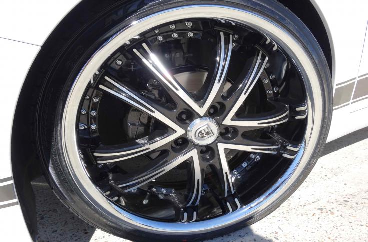 Holden Cruze Rims & Mag Wheels
