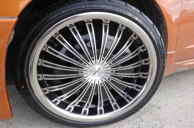 Honda Jazz Rims & Mag Wheels