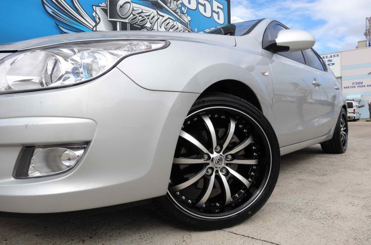 Hyundai i40 Rims & Mag Wheels