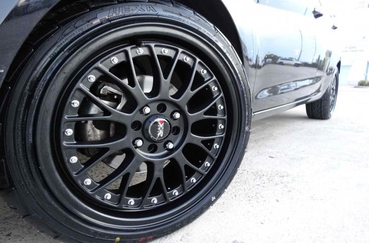 Ford Focus Rims & Mag Wheels