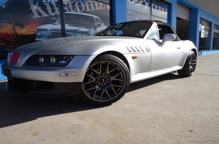 BMW Z3 Rims & Mag Wheels
