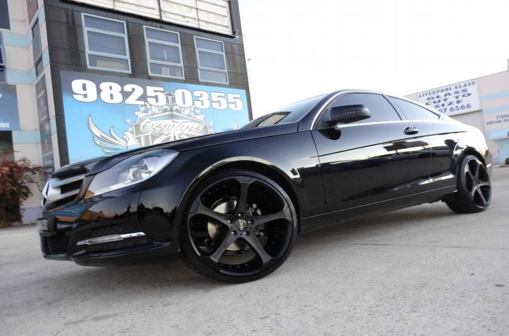 Mercedes CLK 200 Rims & Mag Wheels