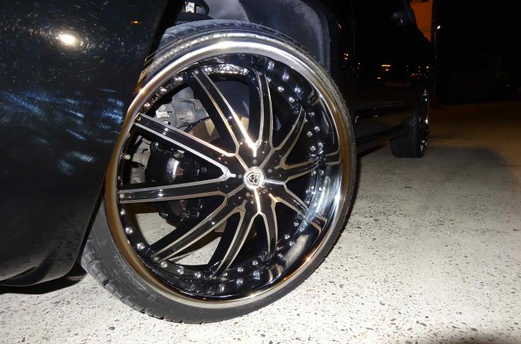 Jeep Compass Rims & Mag Wheels